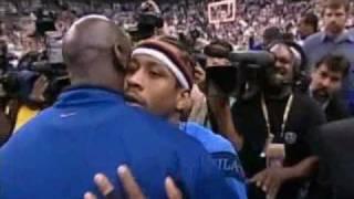 Allen Iverson vs Michael Jordan (Final NBA Game) Part 2