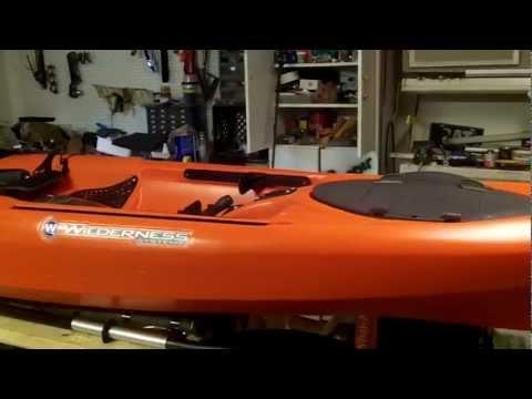 Wilderness Systems Tarpon 120 Kayak Review