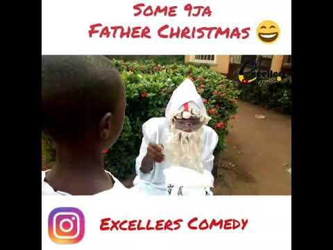 Some 9ja father Christmas (Xploit Comedy+Mark Angel comedy)