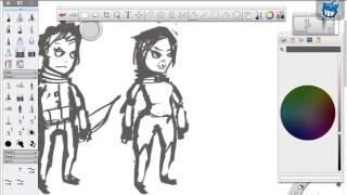 Игры рисуем в игре фотошоп
