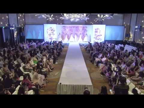 Le Grand and Z Wedding Couture Runway Show 2015