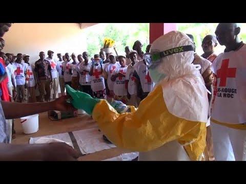 Ebola-Fälle in der DR Kongo: WHO stark beunruhigt