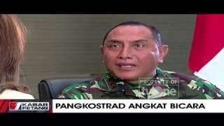 Video Wawancara Eksklusif tvOne Dengan Pangkostrad Letnan Jenderal Edy Rahmayadi [Part 1] MP3, 3GP, MP4, WEBM, AVI, FLV Oktober 2018
