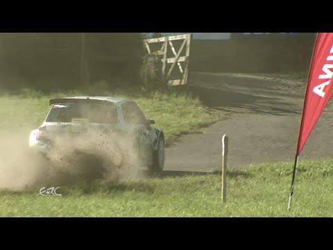 FIA ERC - 46 BARUM RALLY - Highlights LEG 1