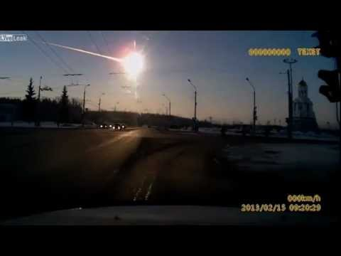 Video of Meteorit Chelyabinsk SecretUFO
