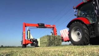 The AE50 award was given to Kuhn for its SW 4014 square bale wrapper, deeming it one of the year's most innovative designs in ...