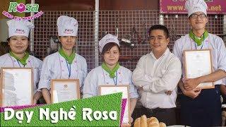 Kỳ thi tốt nghiệp nghề Thợ bánh chuyên nghiệp
