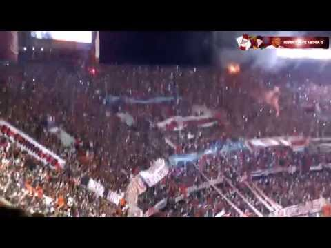 Video - FINAL DEL PARTIDO + FIESTA - River Plate vs Boca Jrs - Copa Libertadores 2015 - Los Borrachos del Tablón - River Plate - Argentina