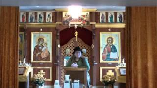 Being An Orthodox Woman In The 21st Century - Anna Lardas - November 11, 2012