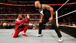 Nonton The Rock Regresa A Wwe 2016 Y Ataca A The New Day Espa  Ol Latino Film Subtitle Indonesia Streaming Movie Download