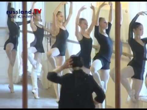 Petersburgs Ballettmädchen