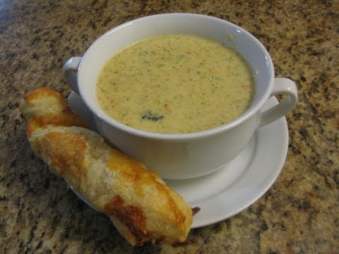 Broccoli Cheddar Soup – Lynn's Recipes