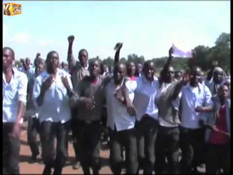 Experts say unrest in schools a reflection of the Kenyan society
