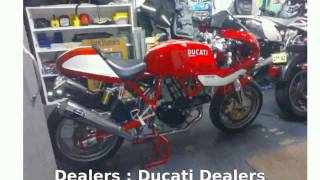 1. 2008 Ducati SportClassic Sport 1000 S -  Engine Info Dealers Specs Details Top Speed