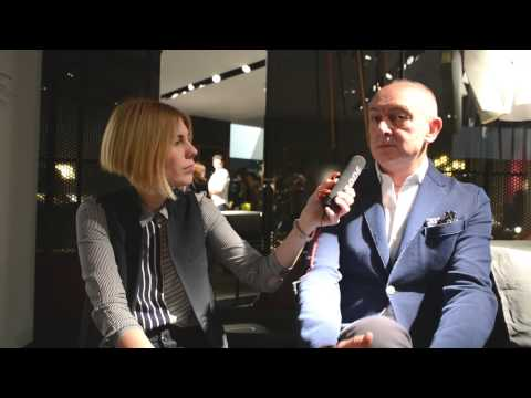 Porro - Salone del Mobile 2015 - Designspeaking interview Piero Lissoni