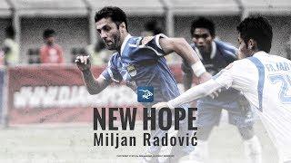 Video LEGENDA PERSIB - Miljan Radovic, New Hope, New Future MP3, 3GP, MP4, WEBM, AVI, FLV Maret 2019
