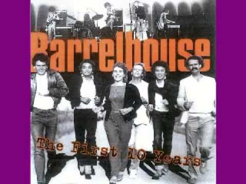 Barrelhouse - The First 10 Years - 1995 - 1600 TL Blues - MACHALIOTIS DIMITRIS