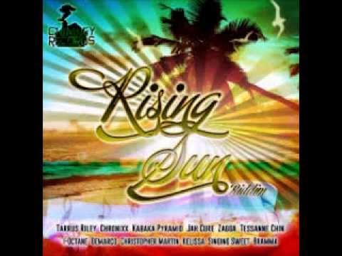 Rising Sun Riddim Mix – Oct 2013 [Full Riddim] Dj Ice – Chimney Records