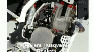 6. 2008 Husqvarna TE 450 Specs, Features