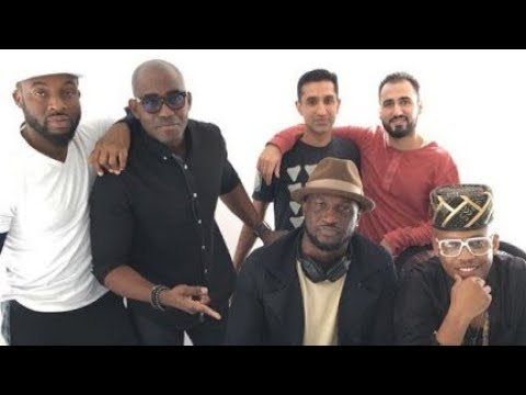 Mr P And Rudeboy Of PSQUARE RECONCILED ON BIRTHDAY PARTY OF MR P