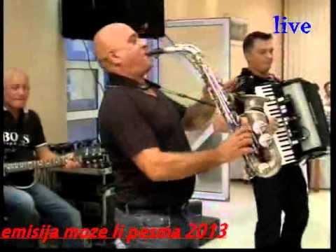 Srdjan Cvetkovic & Ziva Dinulovic & Or.CIMERI-  Moze li pesma 2013