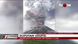 Video Zona Bahaya Gunung Soputan Radius 4 Km dari Puncak MP3, 3GP, MP4, WEBM, AVI, FLV Desember 2018