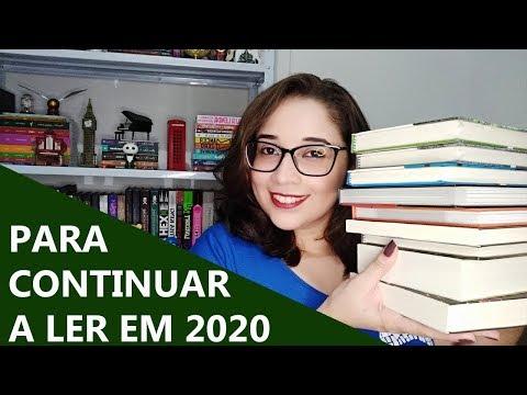 SÉRIES E COLEÇÕES PARA CONTINUAR A LER EM 2020 ? | Biblioteca da Rô