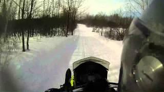 8. Trail Riding the Summit X