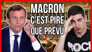 Video EMMANUEL MACRON : C'EST PIRE QUE PRÉVU MP3, 3GP, MP4, WEBM, AVI, FLV Juni 2017