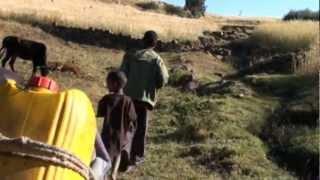 Wokin Village Nov. 2012 - Children's Daily Water Trip