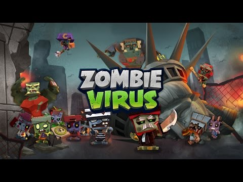 Zombie Virus – Official HD Android GamePlay Trailer