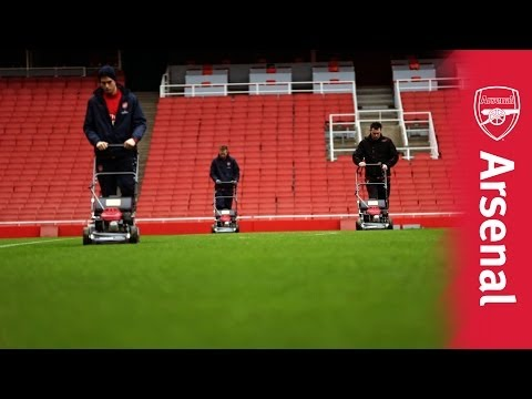 access - Get a real sense of what goes on behind the scenes on a match-day at the Emirates Stadium. This episode focuses on the stellar work of the groundsmen who kee...