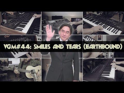 VGM #44: Smiles & Tears (Earthbound) [In Memory of Satoru Iwata] (видео)