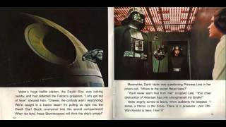 Video STAR WARS Read Along Book & Record/Tape, HD, book form MP3, 3GP, MP4, WEBM, AVI, FLV April 2018