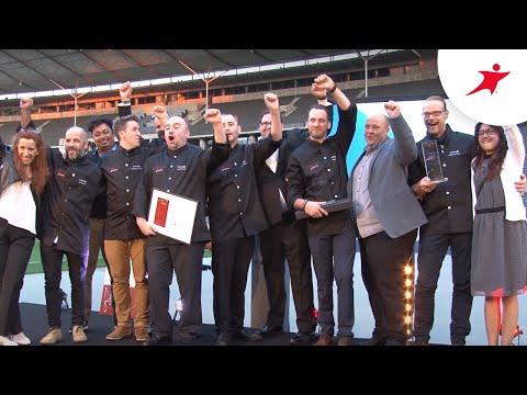 Aramark España celebra la 3ª edición de la Copa Europea de Chefs