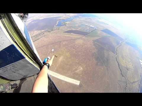 Обзор прыжка с парашютом Д6