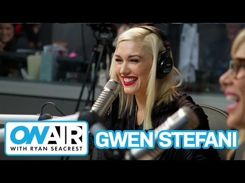 lie - No Doubt front woman Gwen Stefani stopped by the studio to talk The Voice, kids and her latest solo track! SUBSCRIBE: http://full.sc/UBDdWt On Air with Ryan Seacrest on YouTube The official...