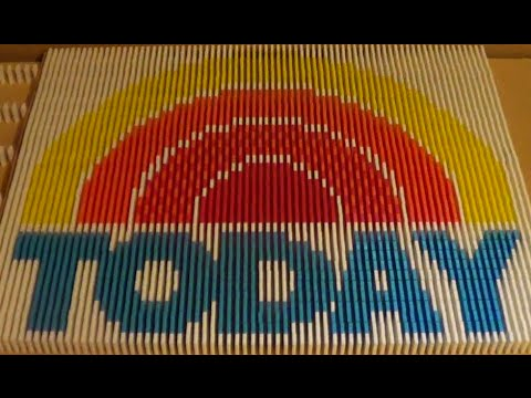 ~ America's - 4 Domino Artists from 4 different states are coming together to form the group, Domino Effect. We are performing LIVE on The TODAY Show July 23rd from 8:30am-9:00am on NBC! Mark your calendars!...