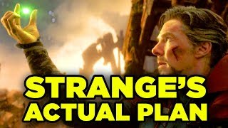 Video Doctor Strange's FULL PLAN Explained! Avengers Infinity War & Avengers 4 Theory! MP3, 3GP, MP4, WEBM, AVI, FLV Februari 2019