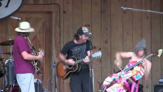 Dread Clampitt - Ain't Gonna Worry (Suwanee Springfest 2011)