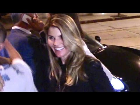 Lori Loughlin With A Priceless Reaction When Asked Who's Cuter - John Stamos Or Rob Lowe