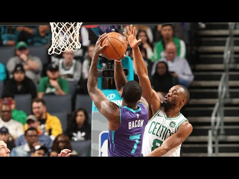 Charlotte Hornets vs Boston Celtics Full Season Highlights   November 7, 2019   2019-20 NBA Season