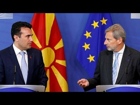 Ένταξη στο ΝΑΤΟ με την ονομασία ΠΓΔΜ φέρεται να εξετάζει η νέα κυβέρνηση των Σκοπίων