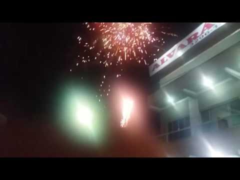 Ano Novo em Arantina/ MG