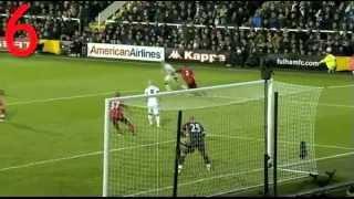 Clint Dempseys 23 Tore für Fulham in der Saison 2011/12