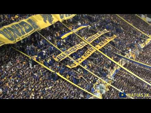 Boca Independiente 2017 / Llora riBer - La 12 - Boca Juniors