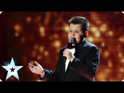 Ellis Chick sings Cry Me A River | Britain's Got Talent 2014