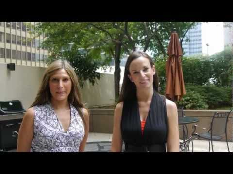 A New East Side apartment walk with Katie and Stephanie