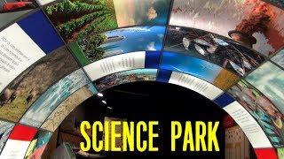 Научный парк, научный центр и музей в Гранаде. Испания