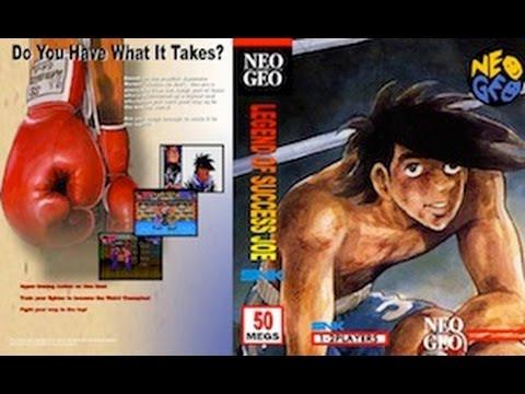 Legend of Success Joe Neo Geo